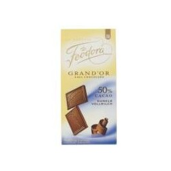 Feodora Grand´Or dunkle Vollmilch 50 Prozent Cacao