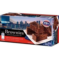 Edeka Brownies Nach Amerikanischer Art 240 G 4311501400418