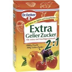 dr oetker gelierzucker extra 2 1 4000521730000 codecheck info. Black Bedroom Furniture Sets. Home Design Ideas