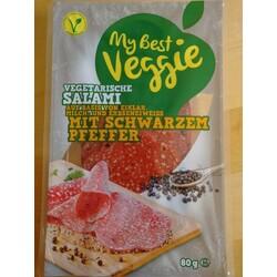 Vegetarische Salami Schwangerschaft