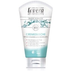 lavera Basis sensitiv Cremedusche Showergel 30 ml