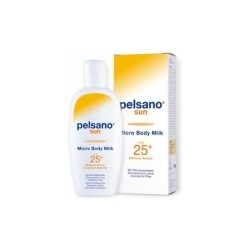 pelsano sun Micro Body Milk 25+