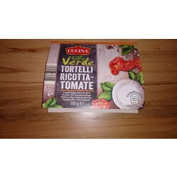Cucina Verde Tortelli Ricotta-Tomate - 22163615   CODECHECK.INFO