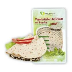 vegetaris vegetarischer aufschnitt mit paprika 4043079035623 codecheck info. Black Bedroom Furniture Sets. Home Design Ideas