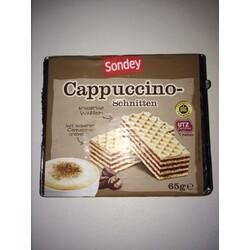 Sonder Cappuccino-Schnitten - 20242480 | CODECHECK.INFO