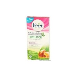VEET Kaltwachsstreifen natural inspirations