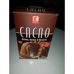 Kakaopulver Kaufland