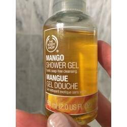 The Body Shop - Mango Shower Gel