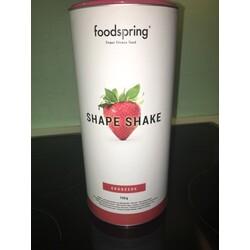 foodspring shape shake 4260363480277. Black Bedroom Furniture Sets. Home Design Ideas