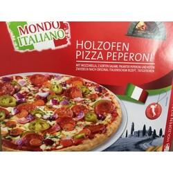 mondo italiano holzofen pizza peperoni 4316268448277. Black Bedroom Furniture Sets. Home Design Ideas