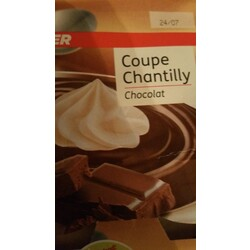 Coupe Chantaly