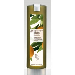 Naturals Shampoo Hair & Body with organic orange extract