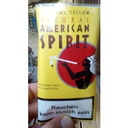 american spirit yellow natural