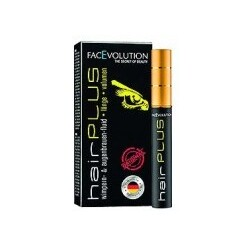 Facevolution Hairplus Wimpern- & Augenbrauen-Fluid - Inhalt 4,5 ml