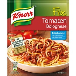 Knorr Fix - Tomaten Bolognese