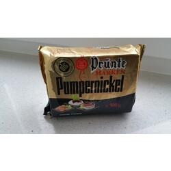 Prünte Pumpernickel