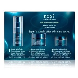 Kosé Rice Power Extract Special Starter Kit Gesichtspflegeset  1 Stk