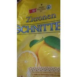 Zitronenschnitten Weihnachtsgebäck.Spar Zitronenschnitten 9100000692760 Codecheck Info
