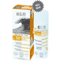eco SURF and FUN Sonnencreme LSF 50+