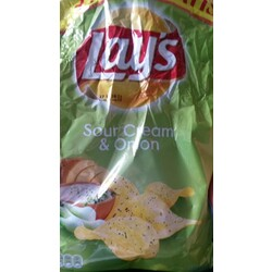 Lays Chips Sour Cream & Onion