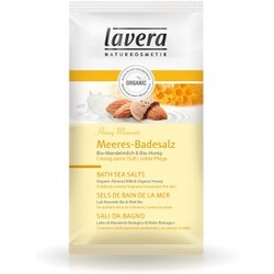 Lavera Honey Moments Meeres-Badesalz Bio Mandelmilch & Bio Honig