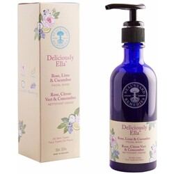 Deliciously Ella - Rose, Lime & Cucumber Facial Wash