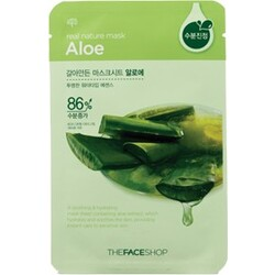 Real Nature Aloe Mask