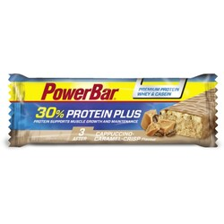 Protein Plus 30 % Riegel Cappiccino Caramel Crisp Power Bar