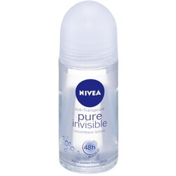 NIVEA Deo Roll-on invisible, 50 ml