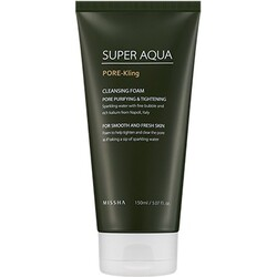 MISSHA Super Aqua Pore-Kling Cleansing Foam