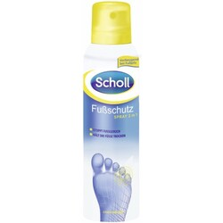 Scholl – Fußschutz Spray 2 in1