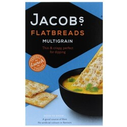 Jacobs Flatbreads Multigrain