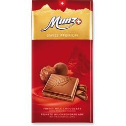 Munz Swiss Premium Praliné 100g 7610041080409 Codecheckinfo