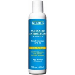 Kiehl's Activated Sun Protector for Body SPF 50