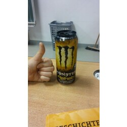 Monster Energy -Rehab Tee + Lemon + Energy -