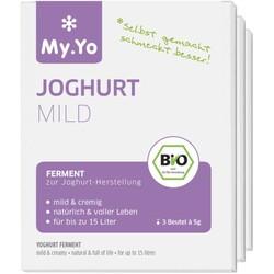 my yo joghurt ferment mild 3 x 5 g 4260112342047 codecheck info. Black Bedroom Furniture Sets. Home Design Ideas