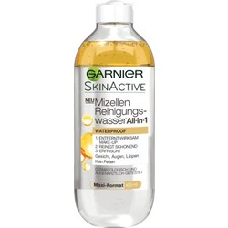 Garnier SkinActive Mizellen-Reinigungswasser All-in-1 Waterproof