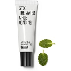 Stop the water while using me All Natural Morrocan Mint Lip Balm