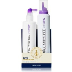 Paul Mitchell Nautical Collection Duo Extra-Body Haarpflegeset  1 Stk