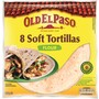 Old El Paso Soft Tortillas 326 g