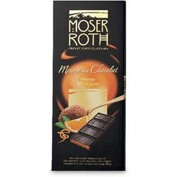 Moser Roth - Mousse au Chocolat Orange