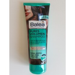 balea professional pures volumen shampoo 4010355236593 codecheck info. Black Bedroom Furniture Sets. Home Design Ideas