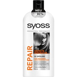 Syoss Spülung Repair Therapy