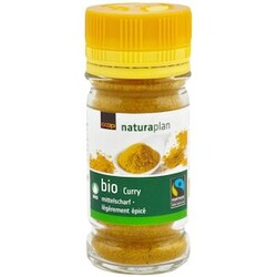 Coop Naturaplan Bio Faitrade Curry