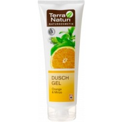 Terra Naturi Duschgel Orange & Minze