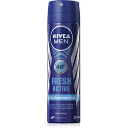 NIVEA MEN Deospray Fresh Active