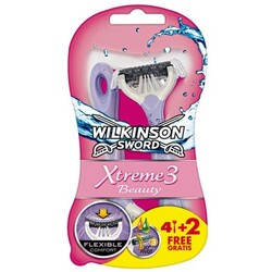 Wilkinson Sword Xtreme3 Beauty Einwegrasierer