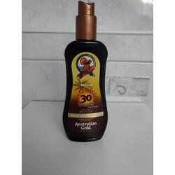 6972a7aa401b52 Australian Gold Spray Gel Sunscreen with Instant Bronzer SPF 30+ ...