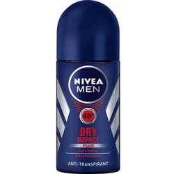 NIVEA MEN Deodorant Dry Impact Roll-on