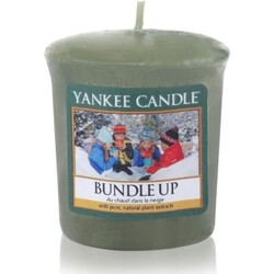 Yankee Candle Votive Bundle Up Duftkerze  0,049 kg